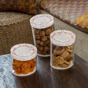 Maghrebi Slanted Container (M)