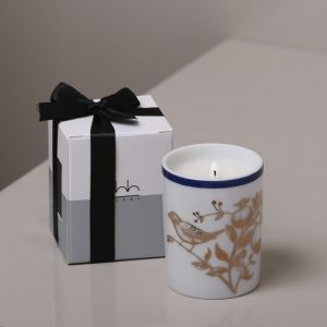 Kunooz Rose Oud Mini Candle (60g)