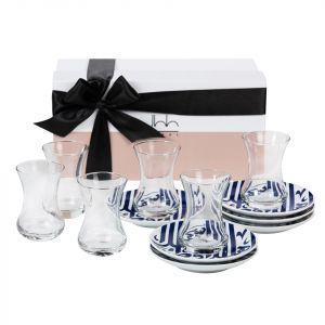 Gift Box of 6 Ghida Teacups