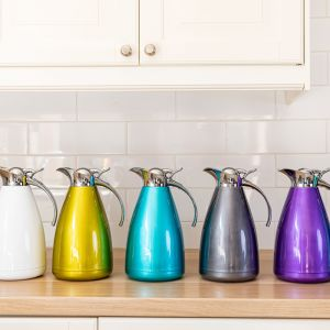Double-Walled Vacuum Jug - Gold
