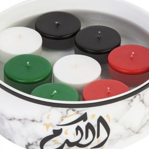 National Day Floating Candle Set
