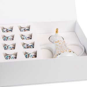 Accents Dallah & Fairuz Coffee Cup Set