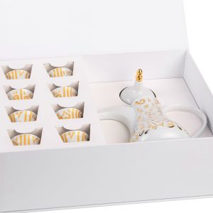 Accents Dallah & Ghida Coffee Cup Set