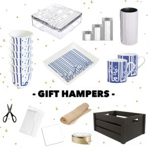 Ghida Blues Gift Hamper