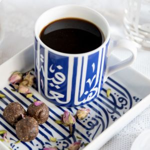 Ghida Mug - Navy Blue