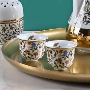 Majestic Arabic Coffee Cup
